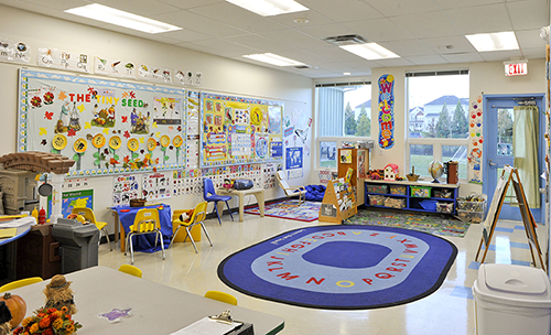 Junior Kindergarten 1